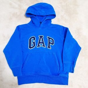 Gap Kids Blue Pullover Hoodie Size Small